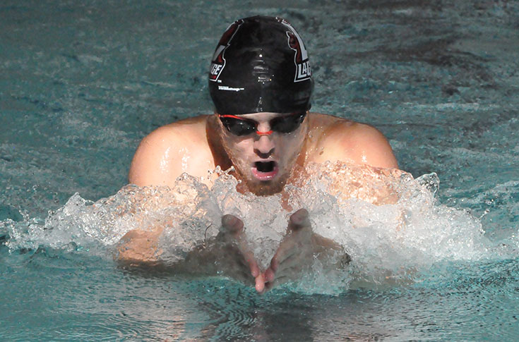 Swimming: Panther teams compete in SCAD Invitational