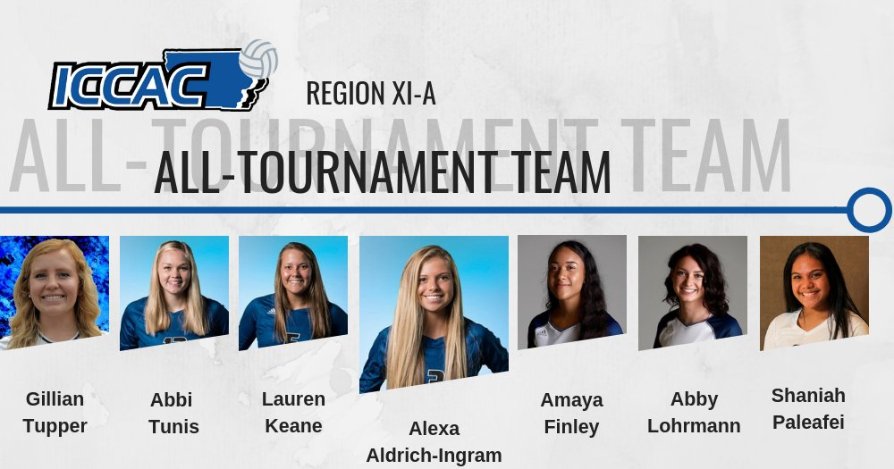 Paleafei Earns All-Tournament Team Honors