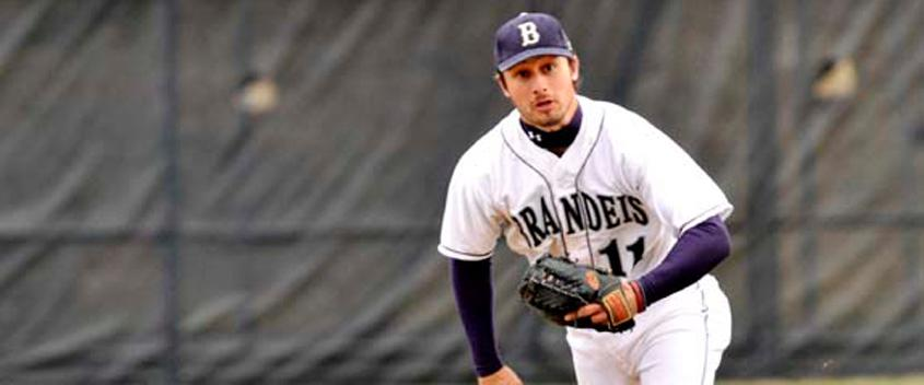 Brandeis baseball falls in their UAA Tournament finale to Case Western Reserve