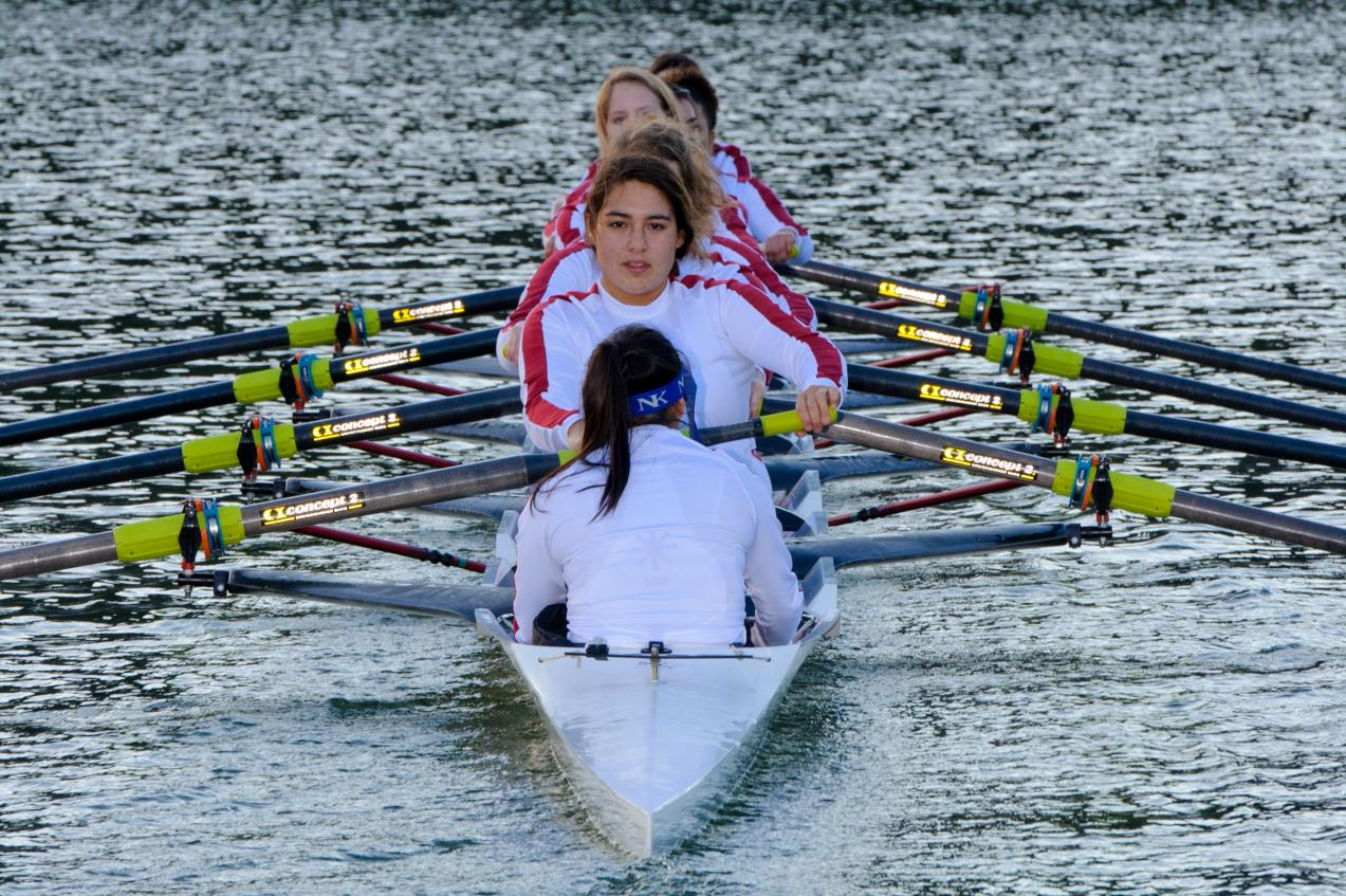Women's Rowing Finishes 2012 with an Eye to the Future