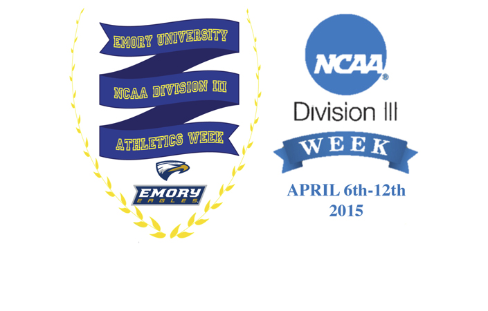 Emory Athletics To Celebrate Division III Week
