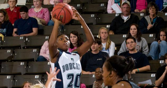 Bobcats Trample Trojans 72-52, Smith Gets First Collegiate Win