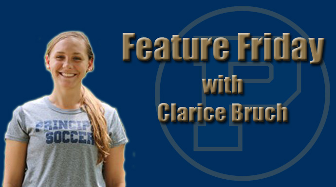 Feature Friday with Clarice Bruch