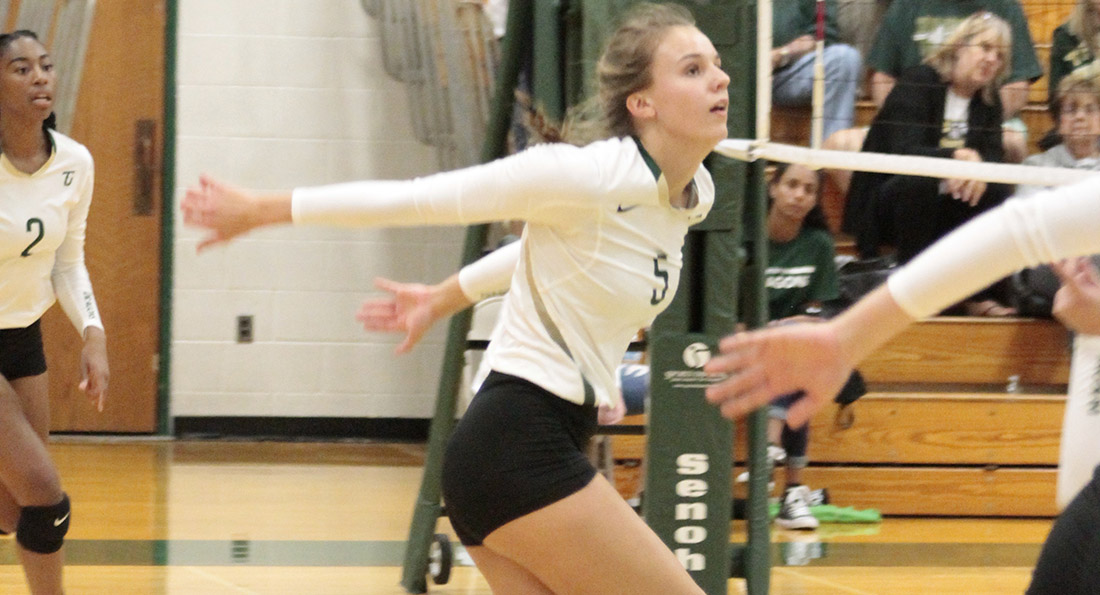 The Dragons survived their marathon match with Northwood on Friday, defeating the Timberwolves 3-2