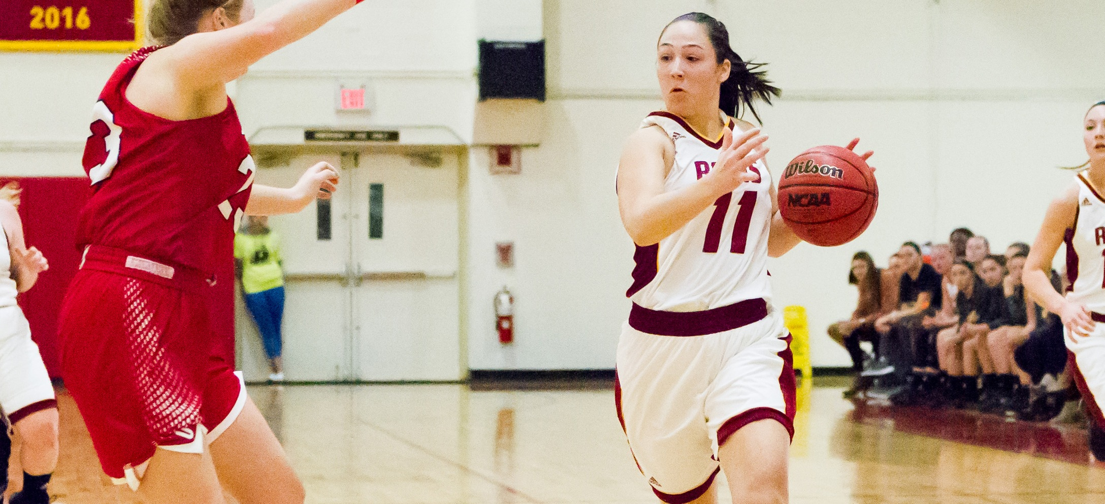Women's Basketball Tops Anna Maria, Remains Perfect In GNAC Play