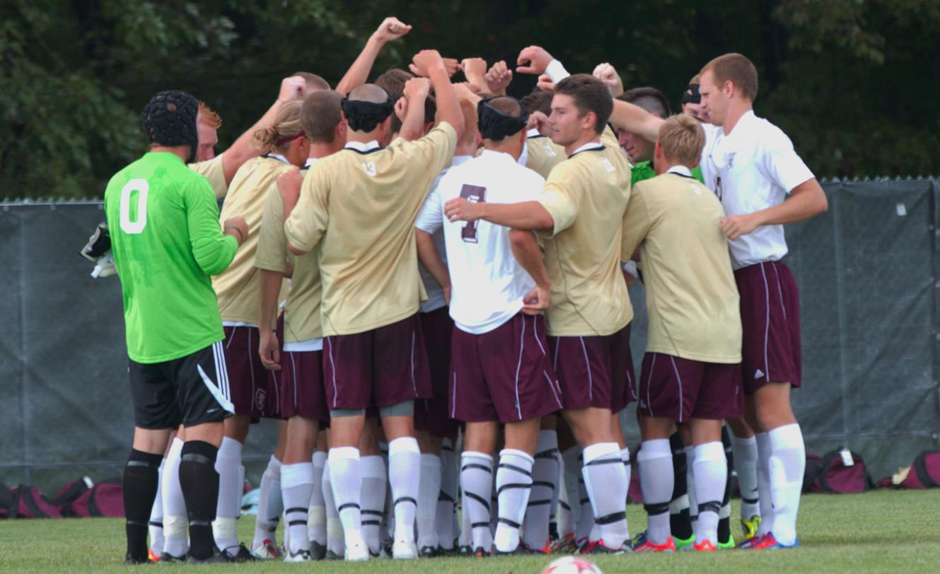 Alma Men's Soccer wins MIAA opener 1-0 on a late goal at Albion