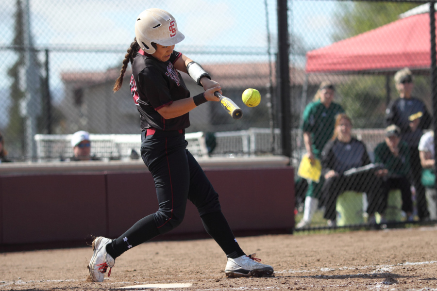 Softball Plays In Mizuno Classic At Oklahoma State