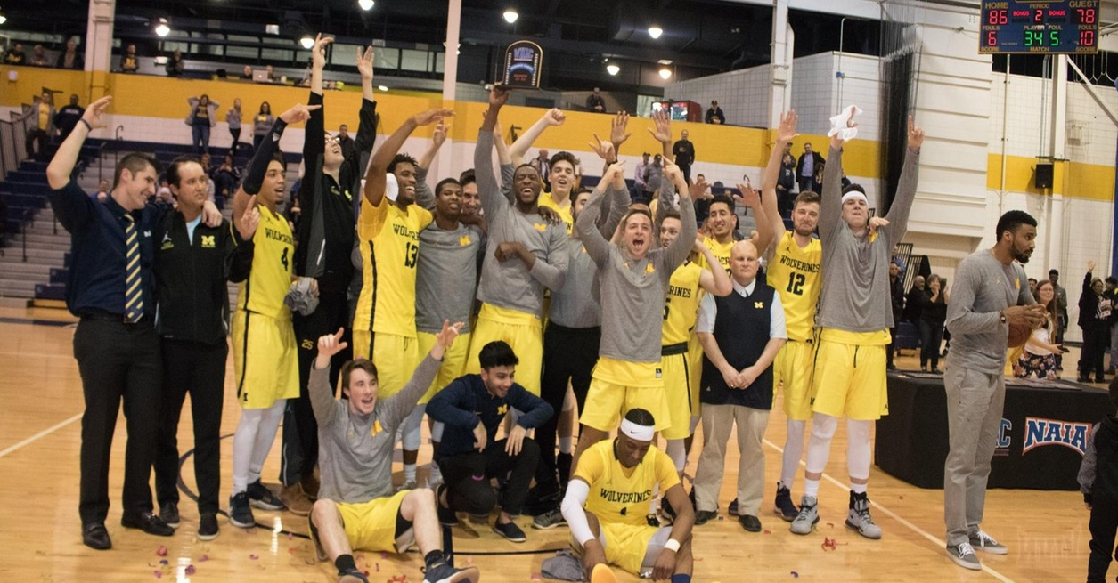WOLVERINES RALLY TO TAKE WHAC TOURNAMENT TITLE
