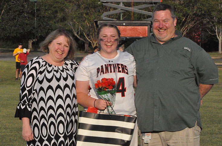 Lacrosse: Berry spoils Senior Day for Panthers