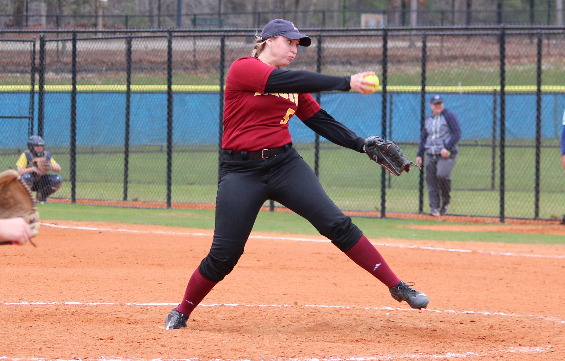 Softball Falls to King's for First Loss of 2018