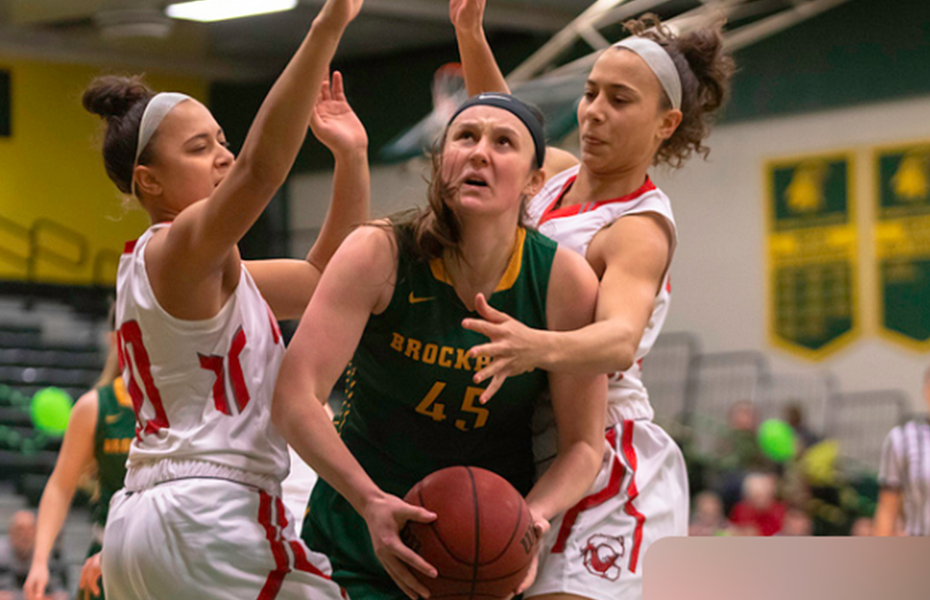 Nestler earns last SUNYAC Women's Basketball Athlete of the Week this season