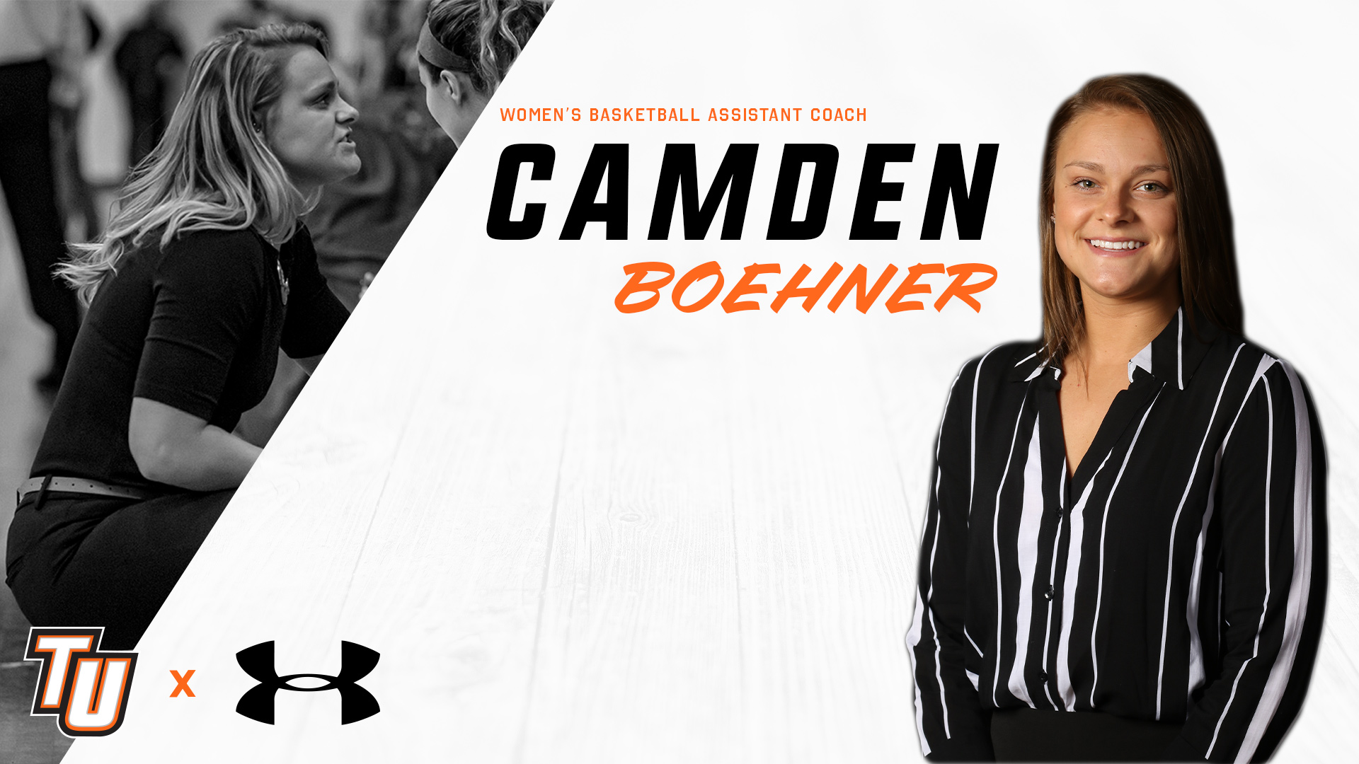 Boehner named assistant women's basketball coach