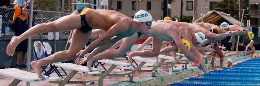 Gauchos Ranked Second in CollegeSwimming.com Division I Mid-Major Poll