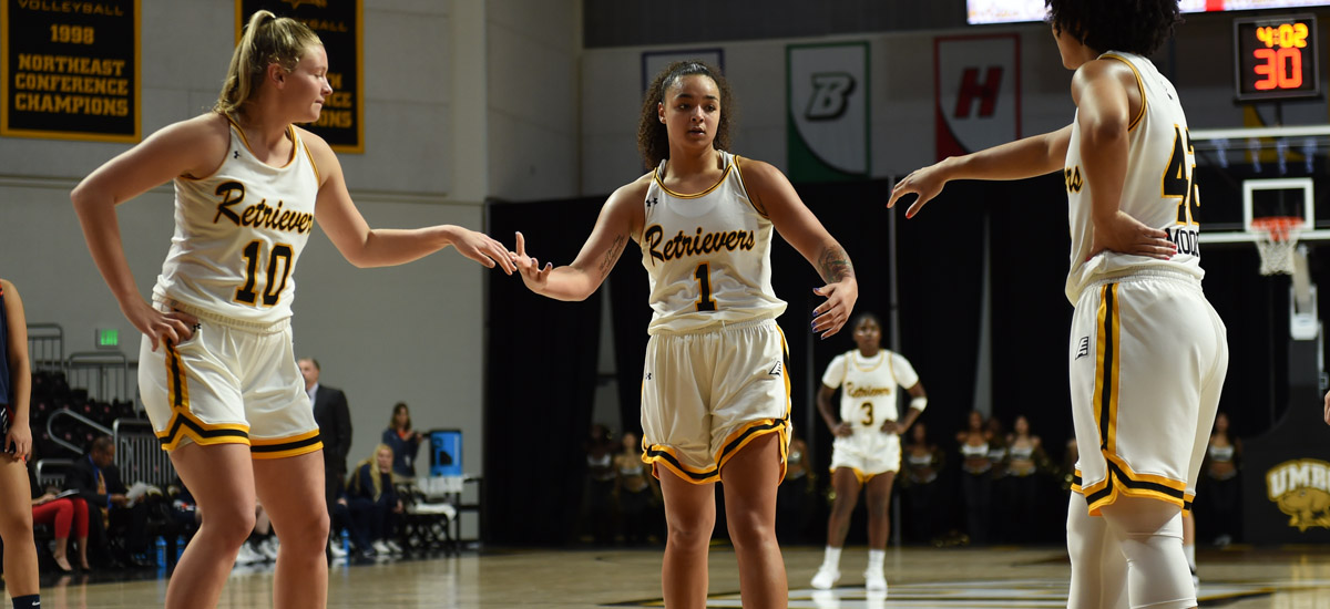 UMBC Women's Basketball Continues Road Swing at UAlbany on Saturday