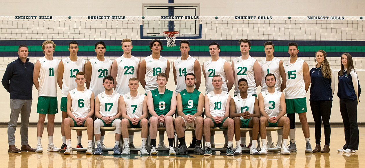 NECC CHAMPIONSHIP: No. 2 Endicott Travels No. 1 Elms On Saturday (2 PM)