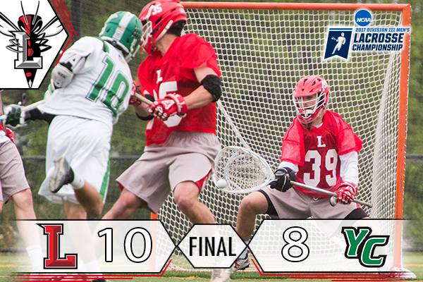 Men's Lacrosse Advances To Elite Eight, Defeats York (Pa.), 10-8