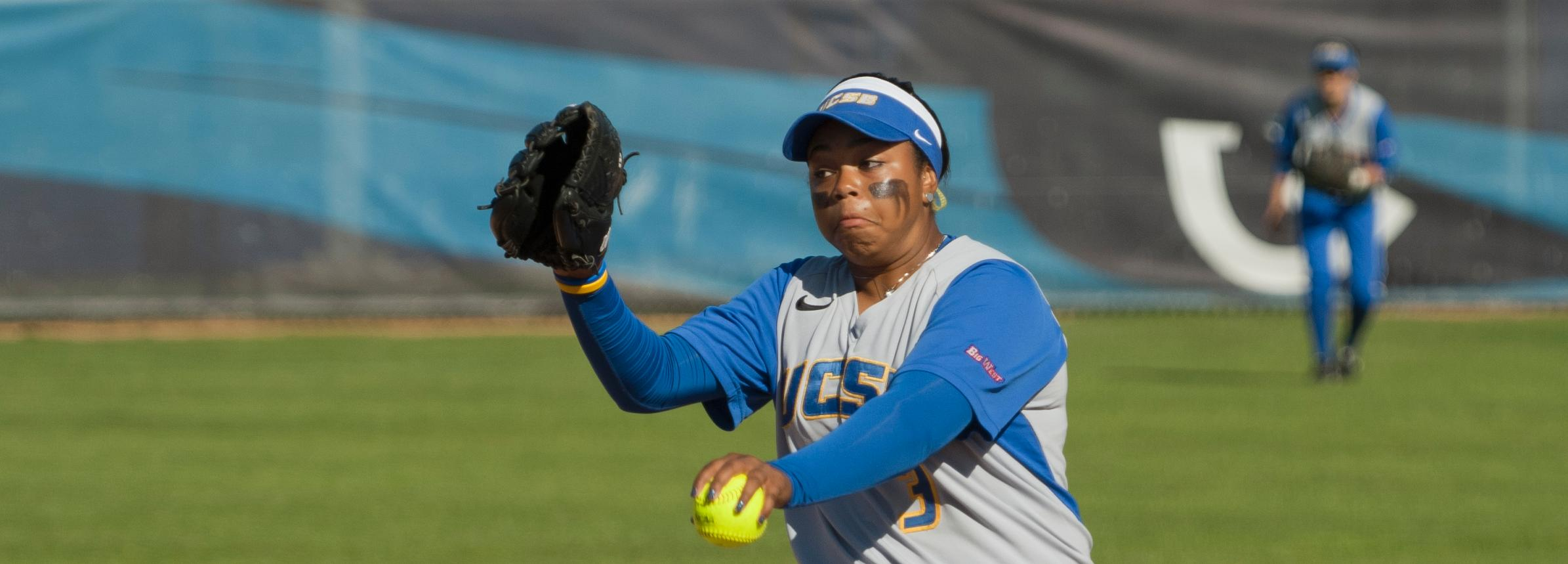 UCSB Battles for Two Wins on Second Day of Gaucho Classic II