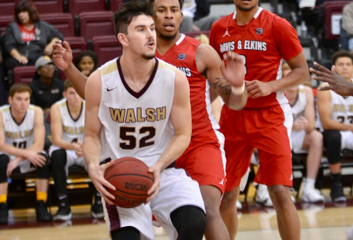 Men's Basketball Defeated At Hillsdale