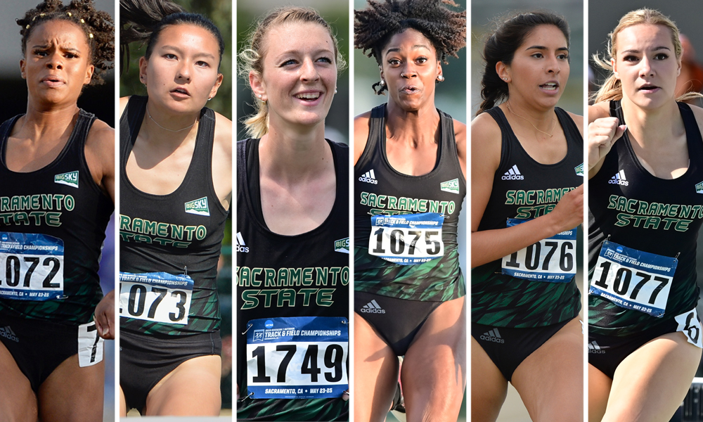 SIX WOMEN NAMED TO THE USTFCCCA ALL-ACADEMIC TEAM