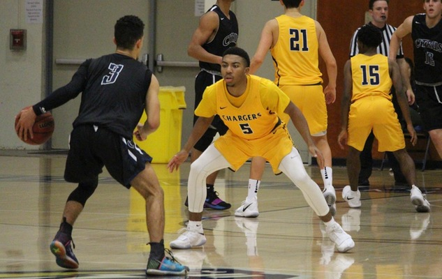 Chargers' Three-Game Win Streak Snapped by Owls, 98-73