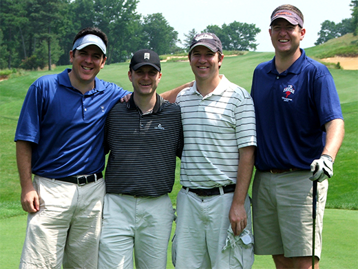 Golf outing to benefit baseball program