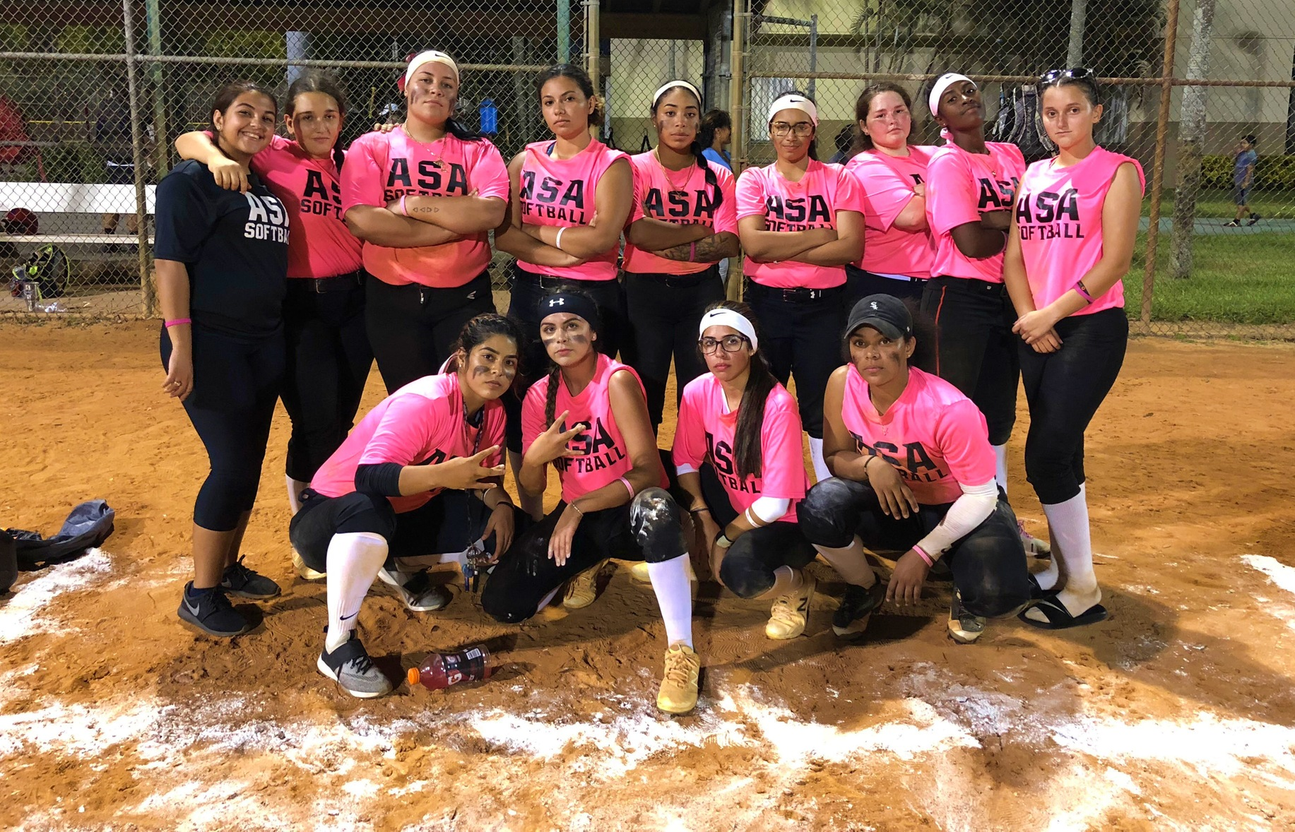 ASA Softball Wins First Ever Scrimmage, Tops Gold Coast 18-6
