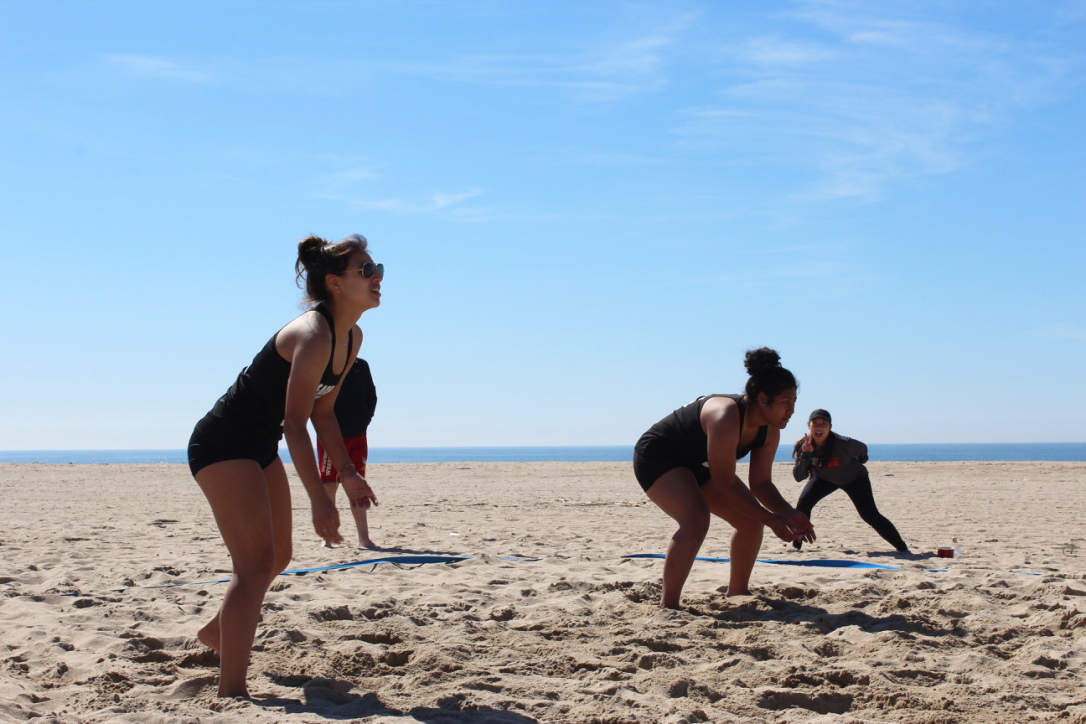 SAC Beach Volleyball Drops Three on the Day