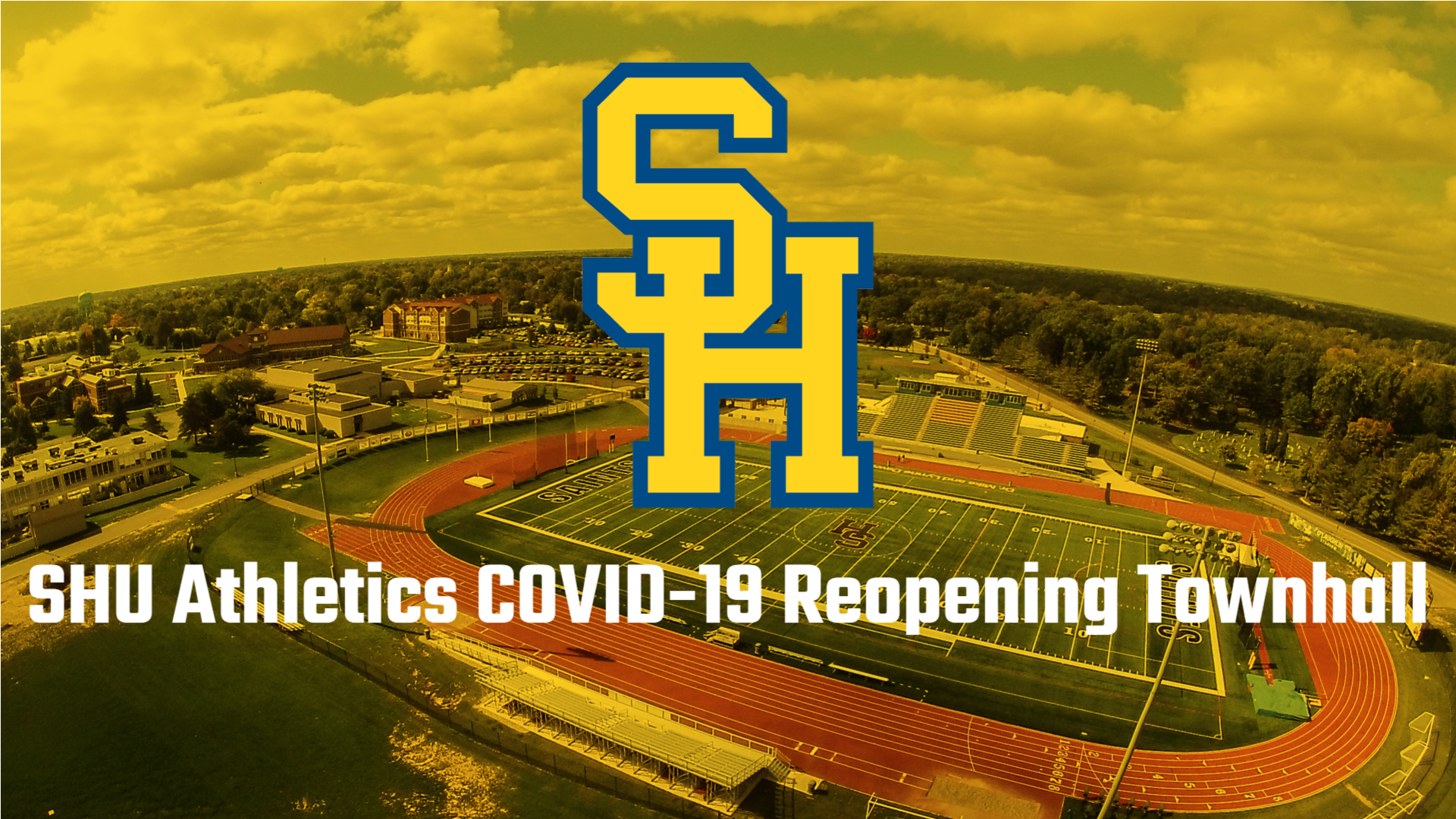 Siena Heights Athletics Hosting Town Hall Meeting to Address COVID-19 Reopening Plan