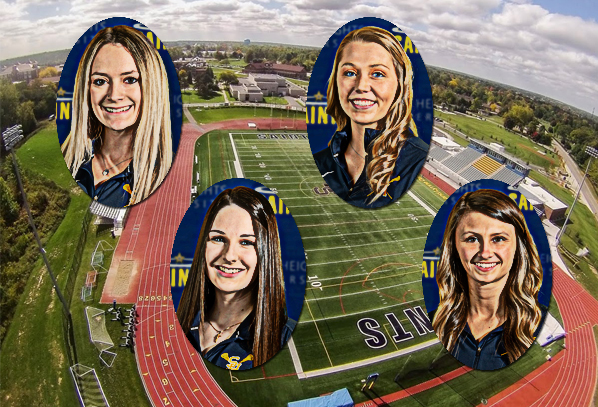 Four Saints Named Scholar Athlete, Team Honored as well