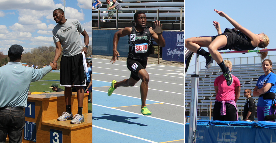 Storm Concludes Competition at GLIAC Championships With Several Top Finishes