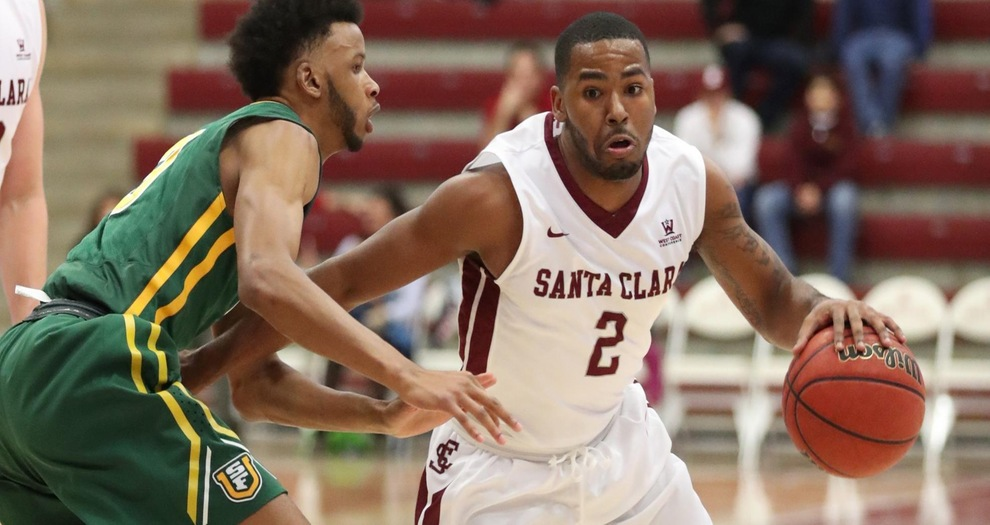 Men's Basketball Continues Stretch of Three Straight on the Road, Faces San Diego Thursday
