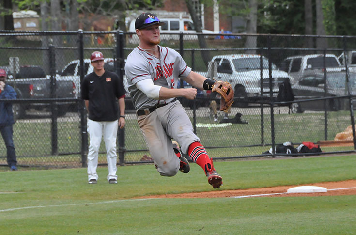 Baseball: Maryville edges Panthers in marathon 15-inning game; winning streak ends at 14