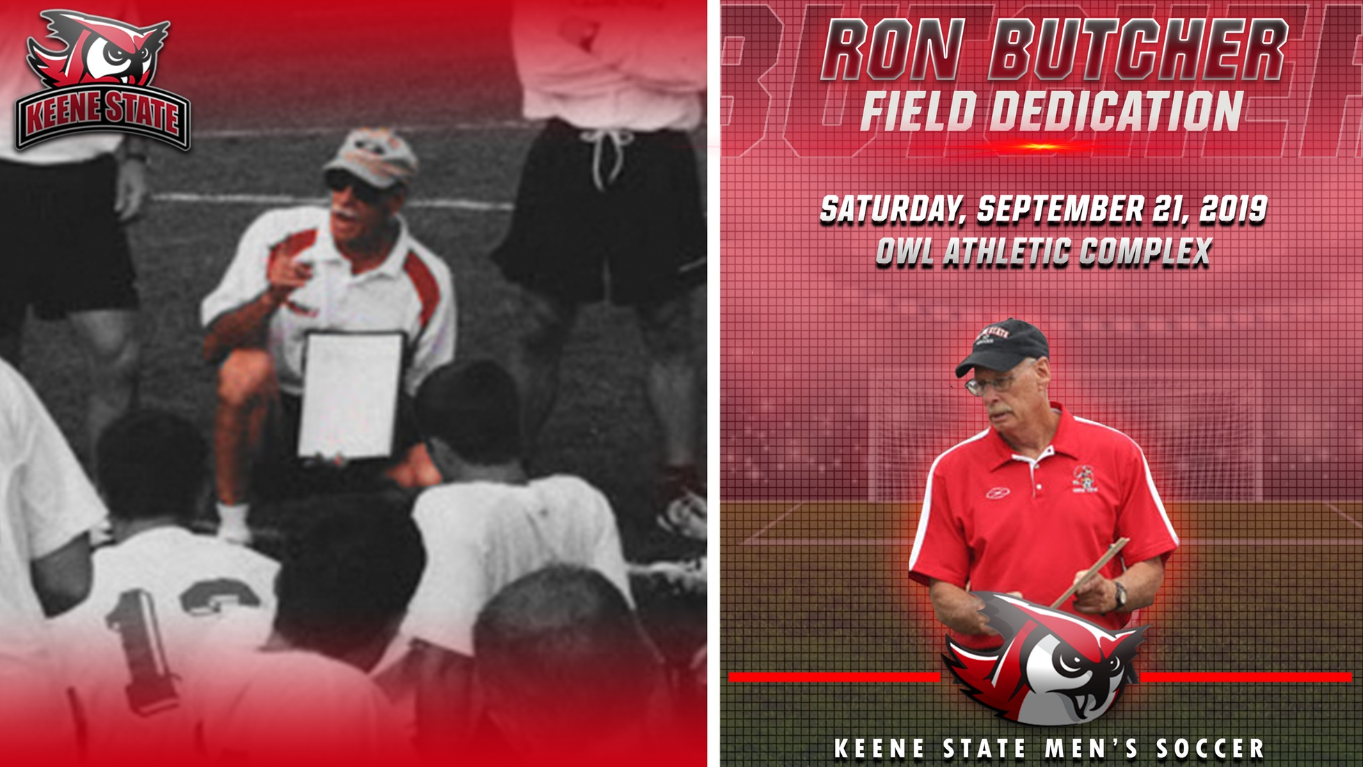 Coming Up: Keene State Soccer Field To Be Dedicated, Renamed In Honor of Dr. Ron Butcher