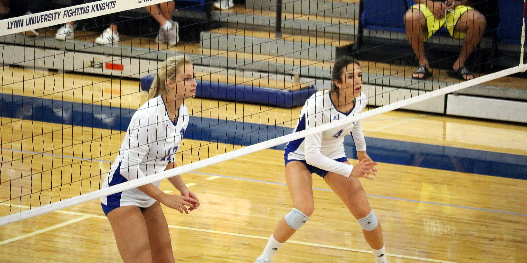 Stout Defense Not Enough in Volleyball Setback