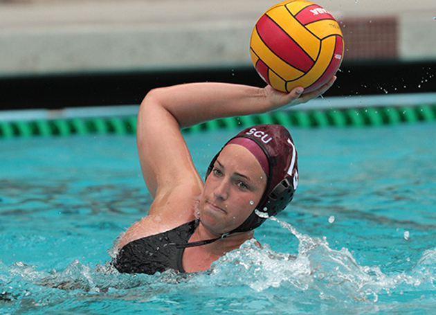 SCU Women's Water Polo Initiates Spring Practice; Will Host Season-Opener Jan. 20!
