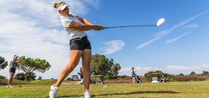 Women's Golf Records Lowest Round in Program History