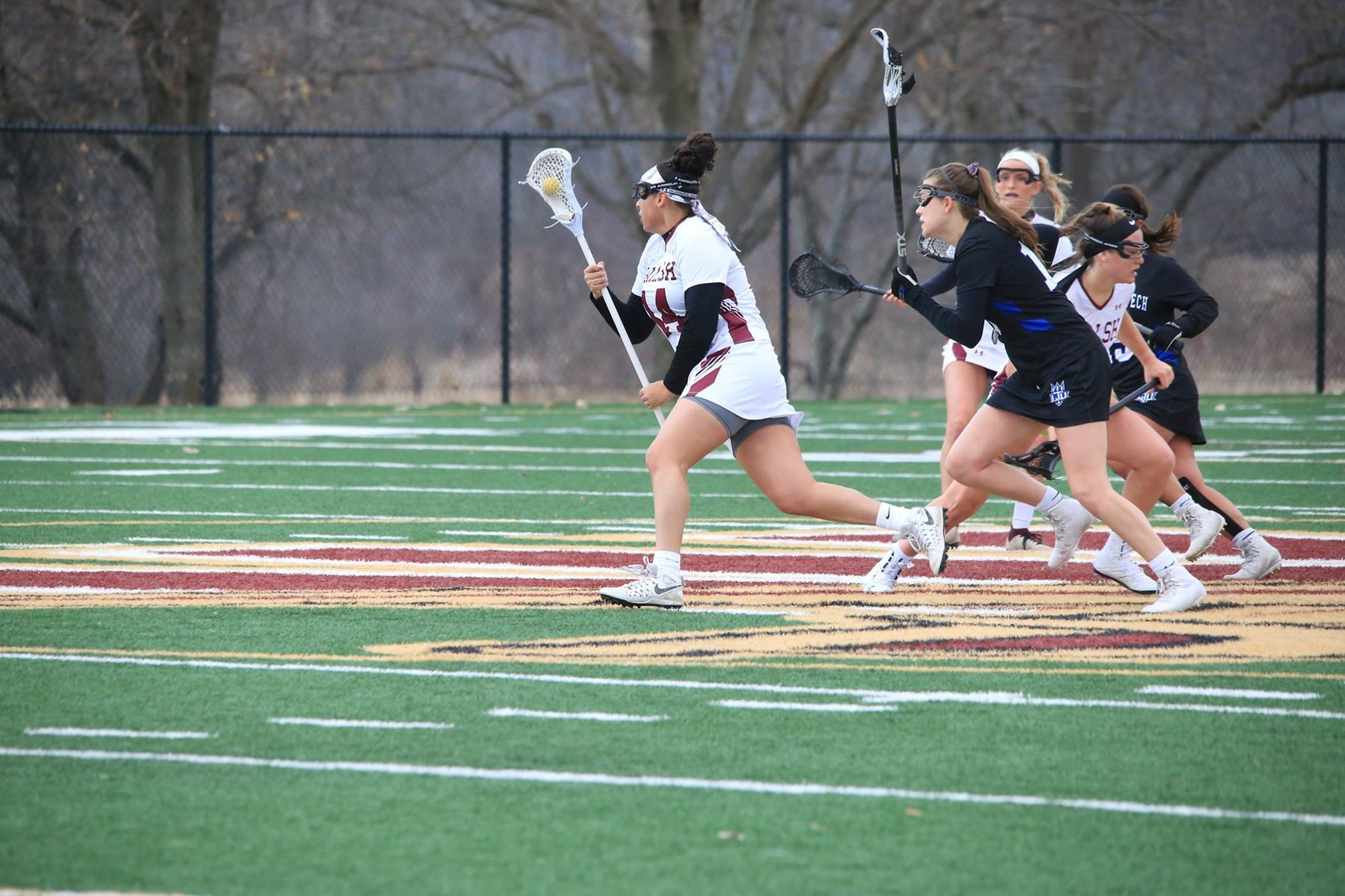 Women's Lacrosse Defeats NAIA Ranked Tigers, 21-13