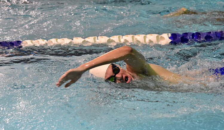Ortiz leads Lions to two school records at Fall Frenzy