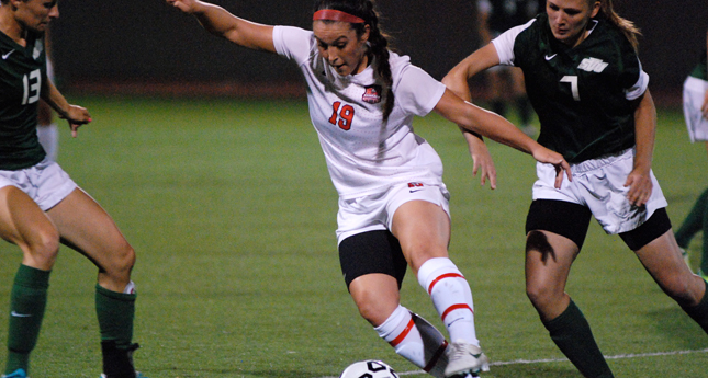Lynchburg Duo Score 1st Goals to Down SU 2-0 ODAC