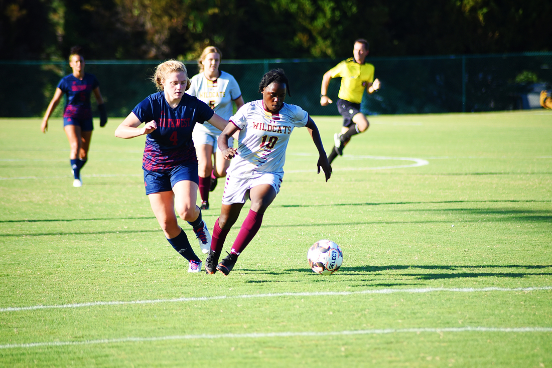 PRCC women cruise past Southwest
