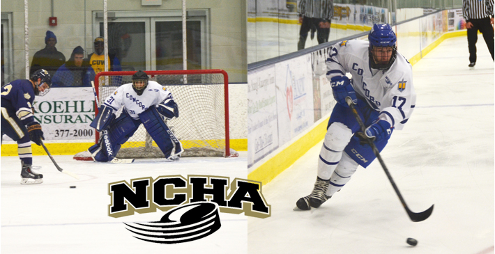 Stuermer, Torrenueva named NCHA Players of the Week