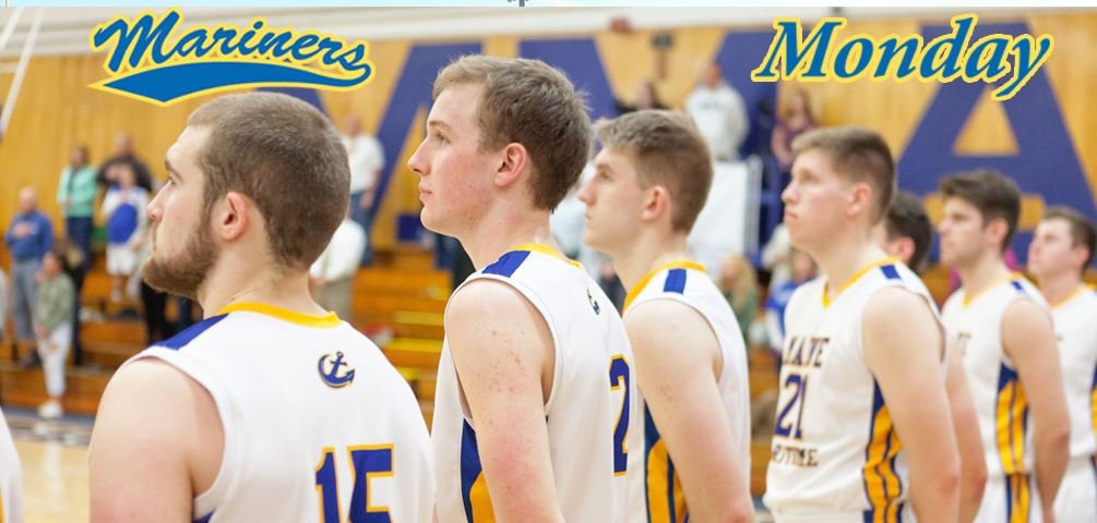 Mariners Monday: Men's Basketball