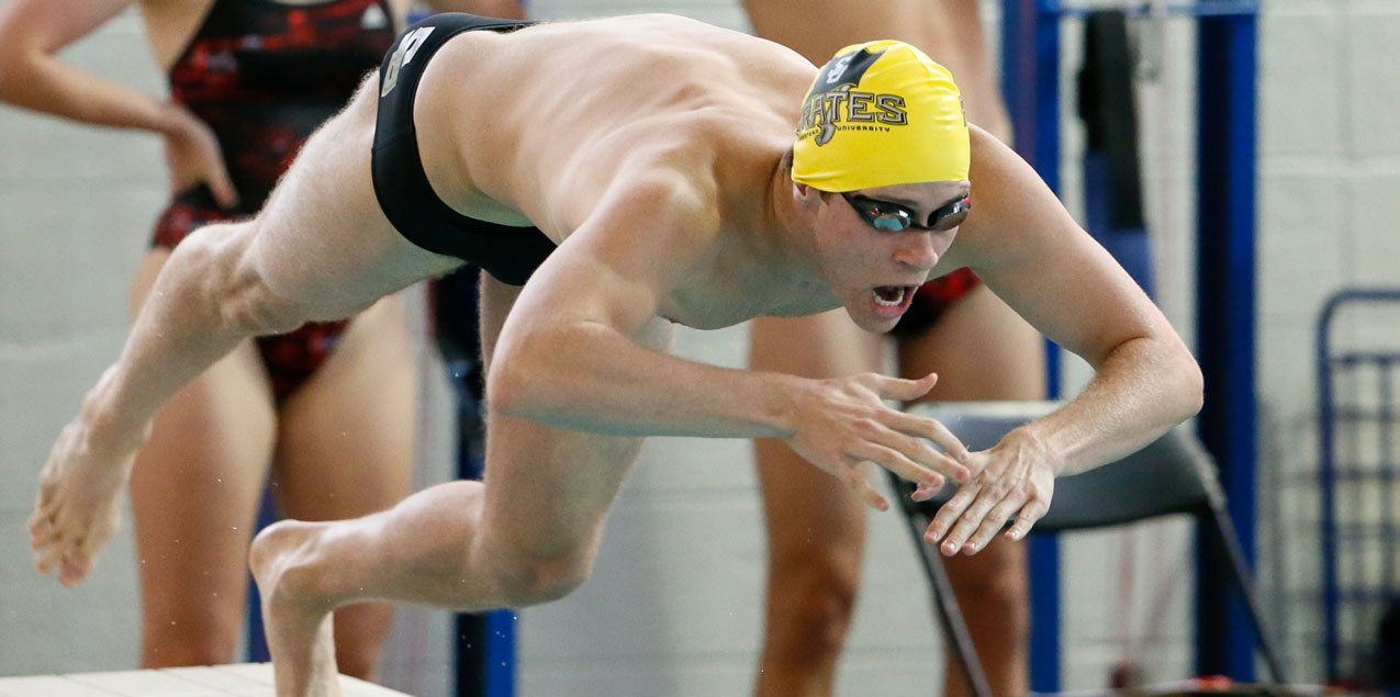SCAC Men's Swimming & Diving Recap - Week Twelve