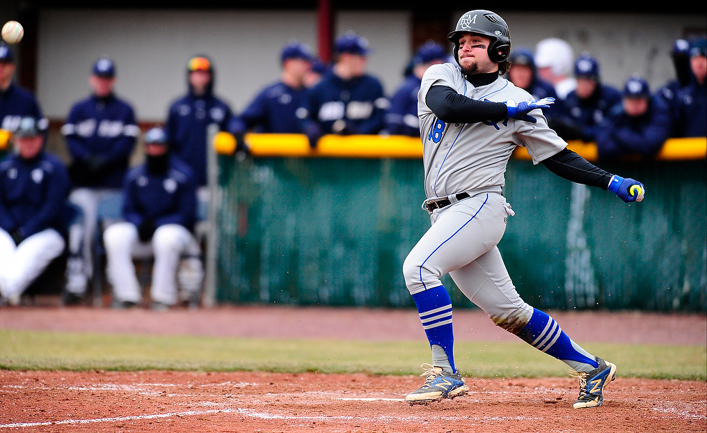 F&M Picks Up Split on Opening Day