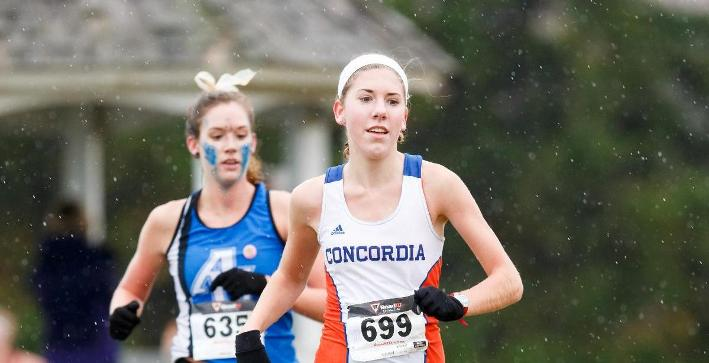 Women's Cross Country dominant in season-opening dual