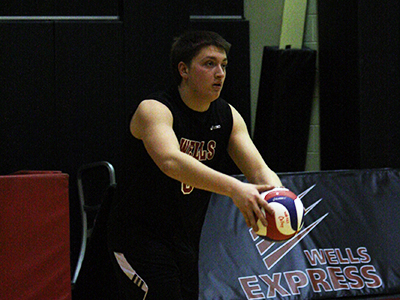 Men's Volleyball Powers Past Polytechnic (N.Y.), 3-1
