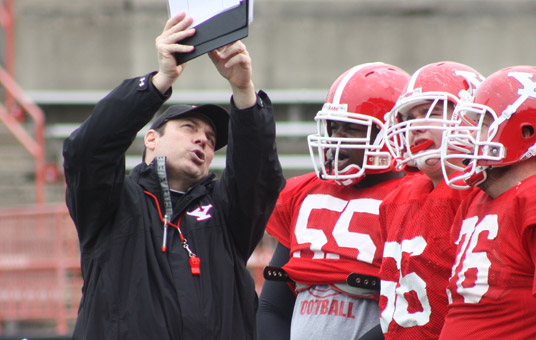 Shane Montgomery | Offensive Coordinator/QBs