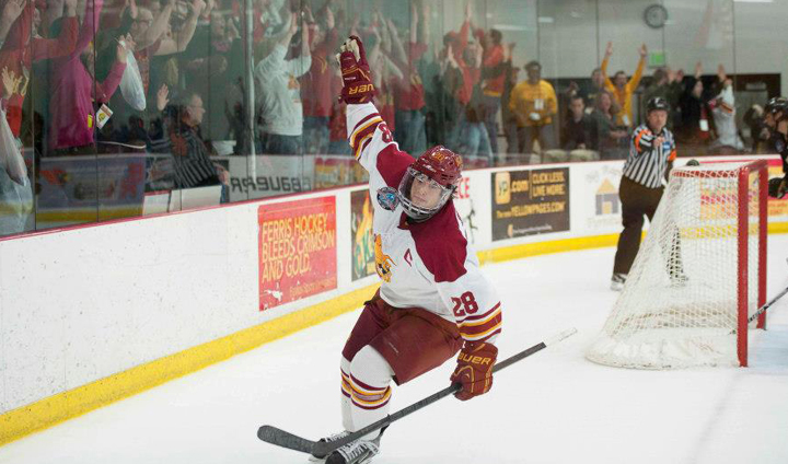 PREVIEW: Ferris State Hockey Travels To Face Northern Michigan