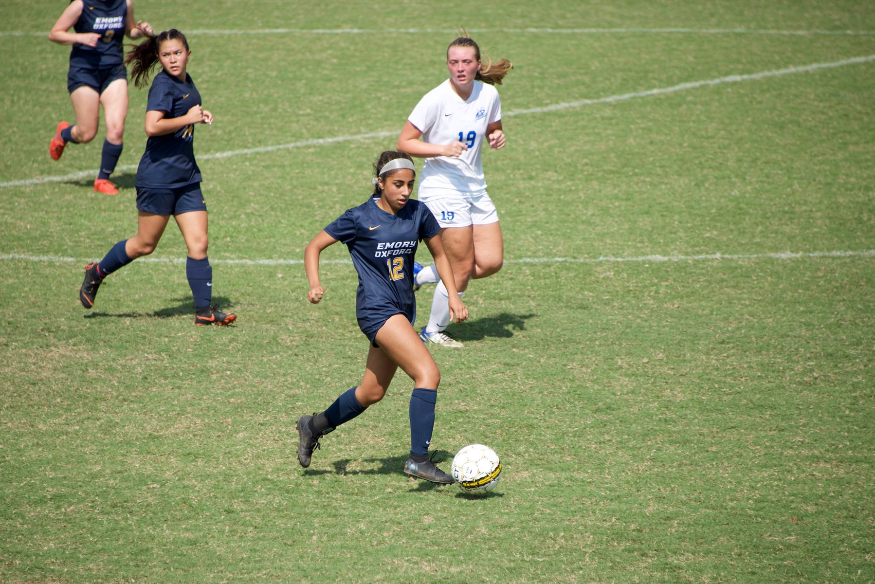 LaGrange College Edges Women's Soccer 3-1