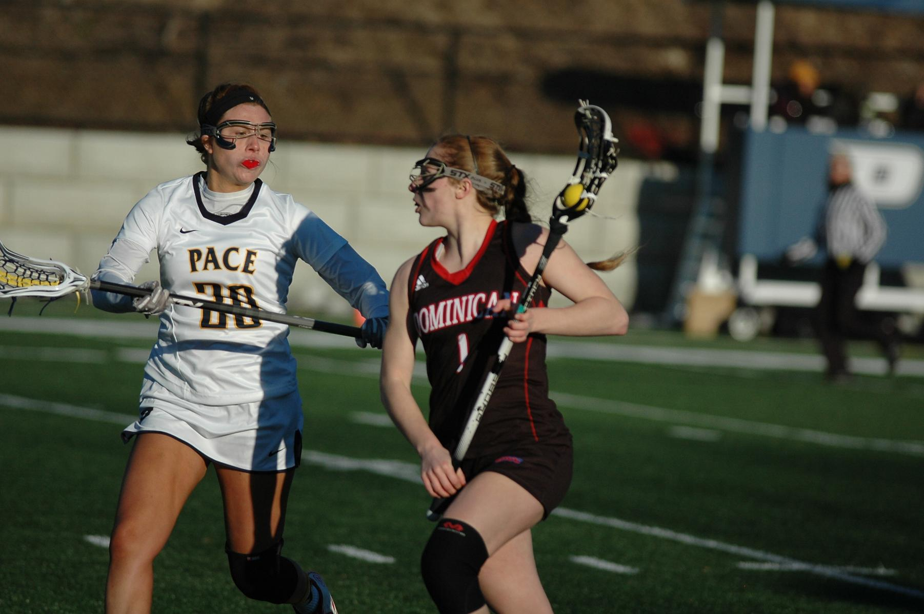 FITZGERALD SCORES 100TH CAREER GOAL IN VICTORY OVER NYACK COLLEGE